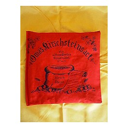Oma´s Kirschsteinsack -rot